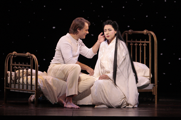 Madama Butterfly at LA Opera, 2012